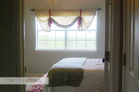 Diy No Sew Tie Up Curtains