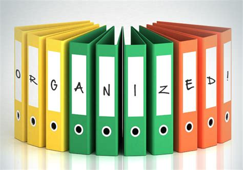 organizational skills dexlearn