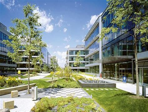 Office Park by Deka Buys Office Park In Prague For New Fund Propertyeu