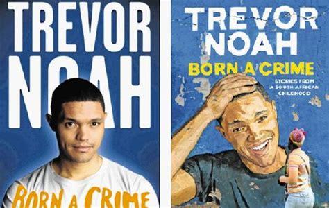 book review born a crime trevor noah brett fish