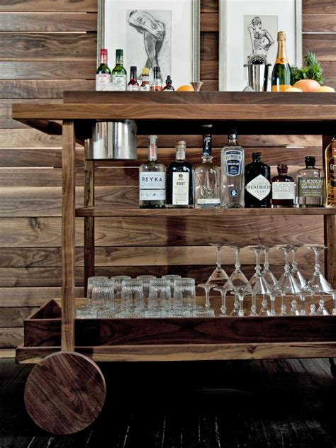 Wood Bar Design Ideas by Basement Bar Ideas And Designs Pictures Options Tips Hgtv