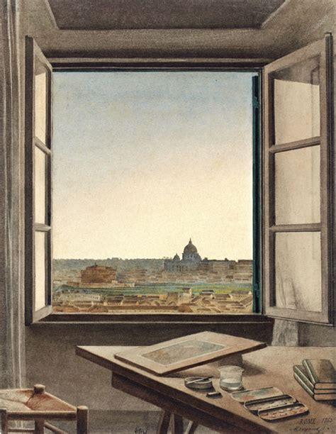 The Open Window Essay by Rooms With A View The Open Window In The 19th Century Studio International