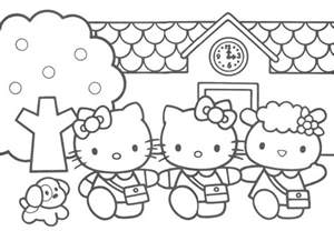 hello coloring sheets free printable hello coloring pages for