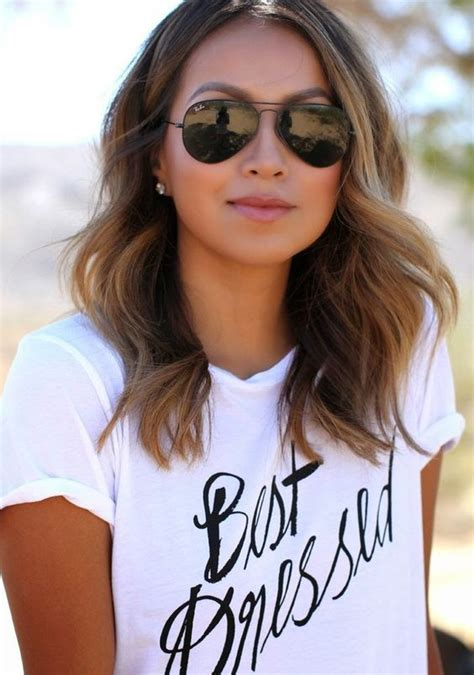 medium haircuts for glasses awesome hairstyles for medium length hair the haircut