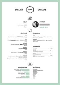 designing your resume create the impression