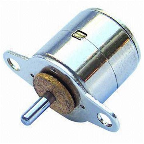10mm 2 phase 5v micro stepper motor used for security