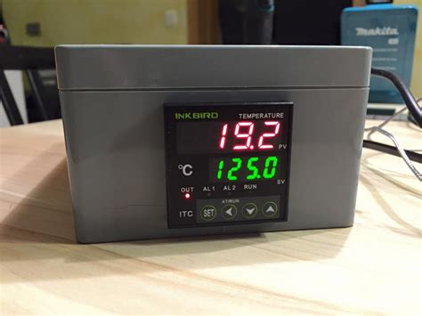 baudoku digitaler temperaturregler f 252 r bbq smoker 230v