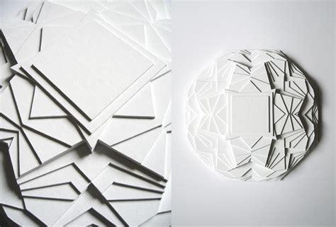 net paper pattern 2014 3dpaperart 2 fubiz media