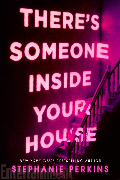 theres someone inside your there s someone inside your house see the cover