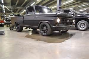 69 ford f 100 12 valve turbos built trans and