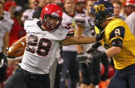 Mn High School Football Sections by Prairie Back In Prep Bowl