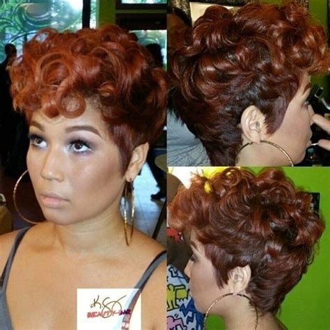 short barber hair cuts on african american ladies 22 easy short hairstyles for african american women