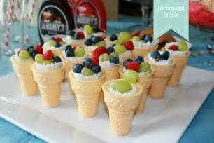 Mustache Themed Party Decorations - fruit cones party ideas for kids 21 trendy mods com