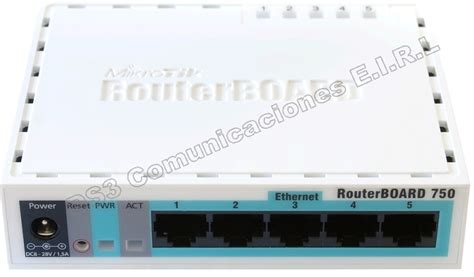 Router Mikrotik Rb1100ah routerboard mikrotik rb750