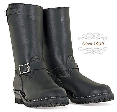 Wesco Engineer Quot Quot Boots The Best Motorcycle Boot You