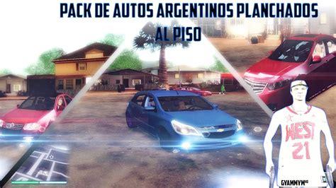 descargar imagenes de autos piola descargar pack de autos argentinos planchados al piso para