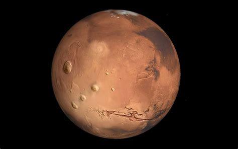craters   planet mars hd wallpaper wallpaperscom