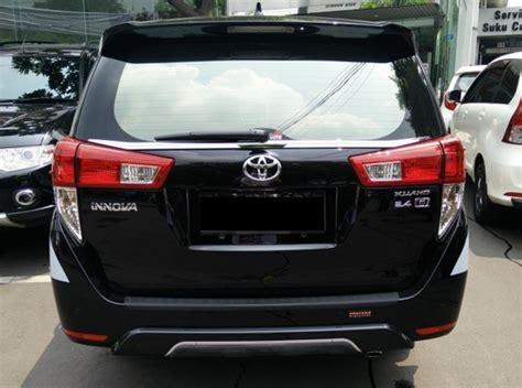 Rierskiflate Bumper Belakang Inova 2016 toyota auto2000 probolinggo juli 2016