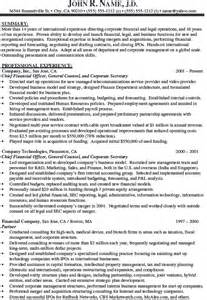 Chief Hr Officer Sle Resume by Sle Resume For Cfo Finance Resume Exle Sle Chief Cfo Resume Thumb Cfo Resume