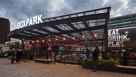 How To Make Floor Plan by Seven Initial Thoughts About Boxpark Croydon And Its