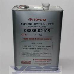 Toyota Atf Toyota Atf Type Cvt Tc 4l End 4 18 2015 11 15 Pm