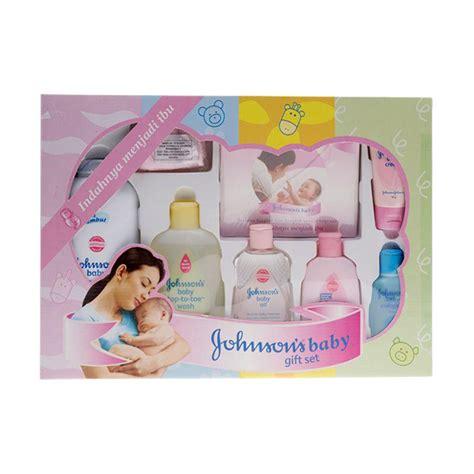 Gift Box Johnsons jual johnson s baby gift box harga kualitas