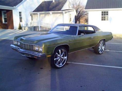 1973 chevy impala donk image gallery 1973 impala donk