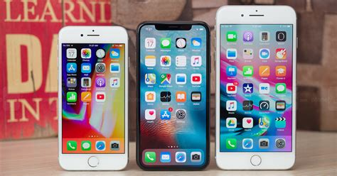 sorprendente resultado duelo de bater 237 as iphone 8 vs iphone x
