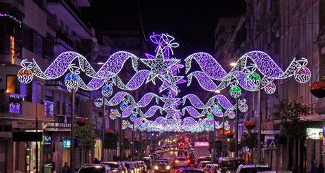 iluminacion navideña madrid 2018 luces navidenas rbol de navidad con luces serie luces