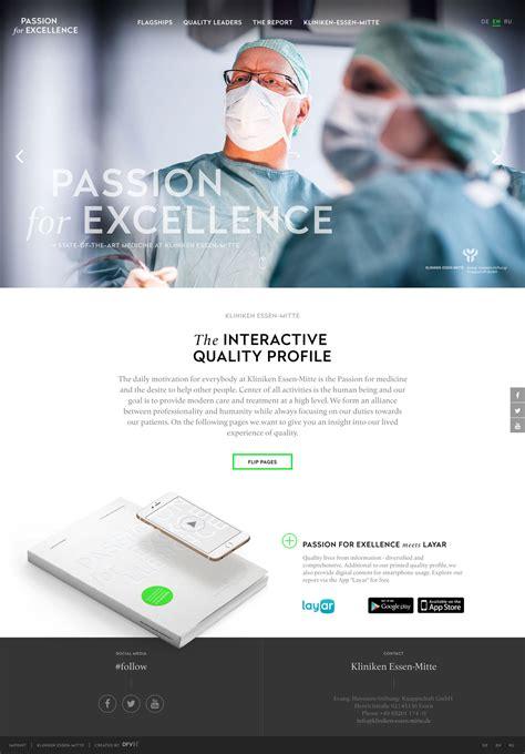 web design inspiration health web design inspiration for a medical or health company