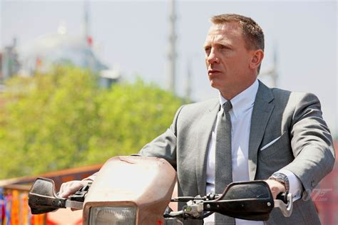 the official james bond 007 website skyfall bikes at