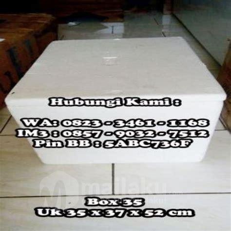 Box Ikan Styrofoam beli styrofoam box jual styrofoam untuk packing
