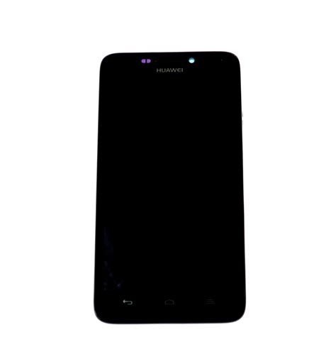 Touchscreen Huawei G630 Blackwhite lcd touch screen front panel black oem for huawei g630