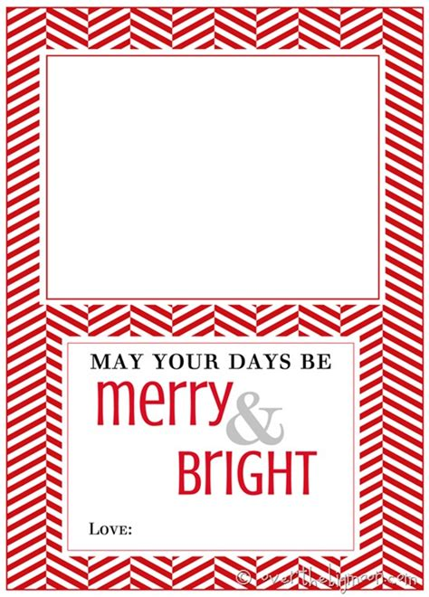 printable christmas gift card holder template free printable gift card holder