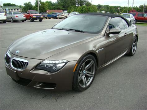 2008 Bmw M6 For Sale by Used 2008 Bmw M6 For Sale Carsforsale