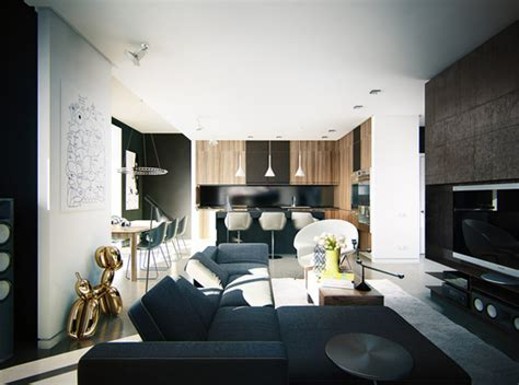 contemporary apartment masculine apartment ideas contemporary art by ko ko