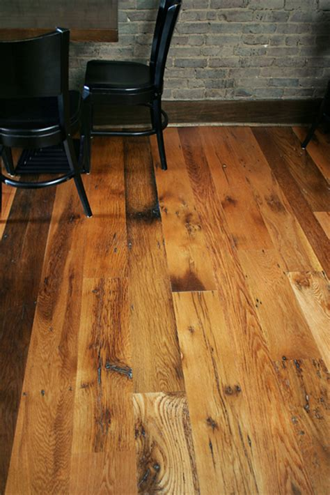 Longleaf Lumber   Reclaimed Red & White Oak Flooring