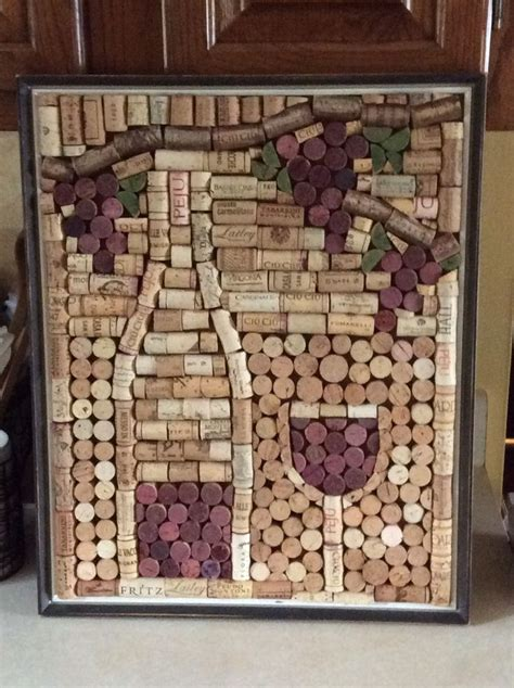 wine cork craft projects best 25 wine cork ideas on wine corks