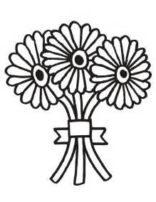 flower bouquet coloring pages az coloring pages