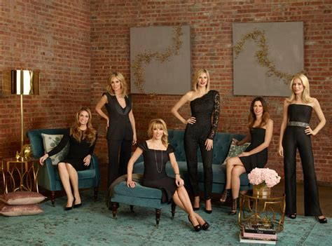 housewife new york real housewives of new york season 7 cast news bethenny