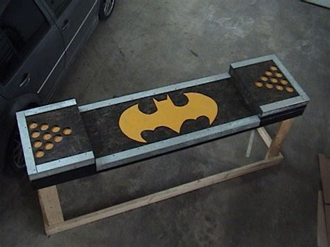 custom batman pong table picture ebaum s world