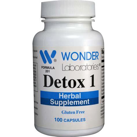 Detox Capsules by Detox 1 100 Capsules Item 2013