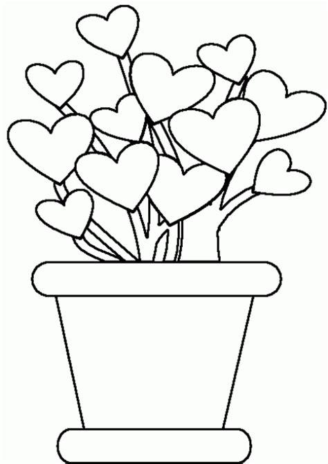 imagenes de corazones sin pintar dibujo de corazones para colorear y pintar