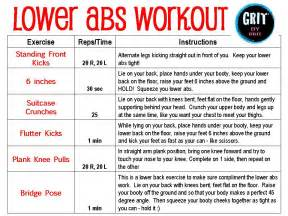 Best Lower Ab Workouts » Home Design 2017