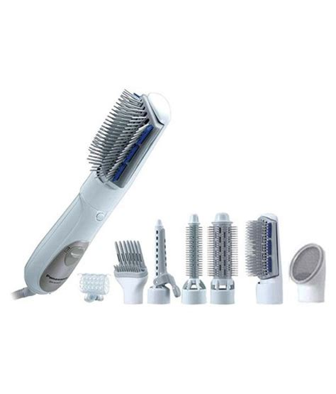 Hair Dryer With Brush Attachment India panasonic eh ka81 w hair styler white price in india buy panasonic eh ka81 w hair styler