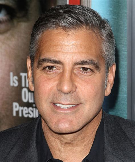 George Clooney Hairstyle by George Clooney Hairstyles In 2018