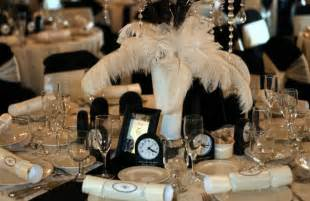 inspirational guest table arrangement for new year eve