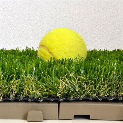 tappeto erba sintetica prezzi erba sintetica a piastrelle per prato realistico modulplate
