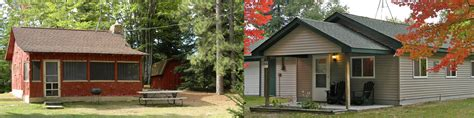 rainbow resort cabins and canoe livery your northern