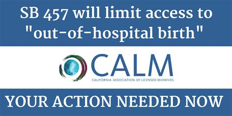 Out Of Hospital by Why California Association Of Licensed Midwives Is Opposed